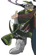 Lead Green Arrow Earth 44 001