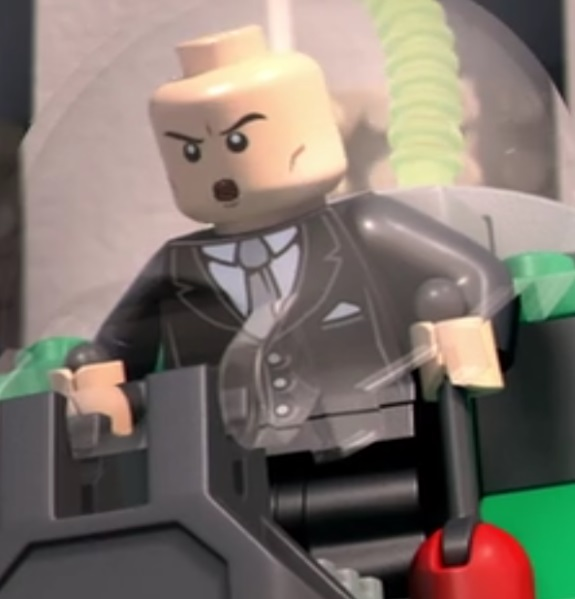 Lex Luthor (Lego DC Heroes)