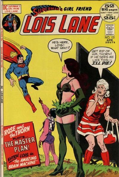 Superman's Girl Friend, Lois Lane Vol 1 121
