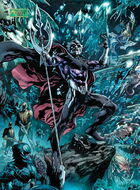 Ocean Master amasses his forces for war