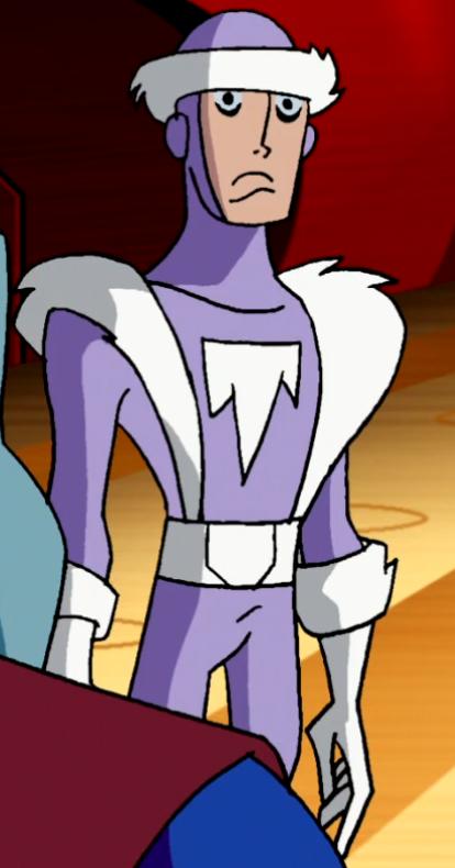 Brek Bannin (Legion of Super-Heroes TV Series)