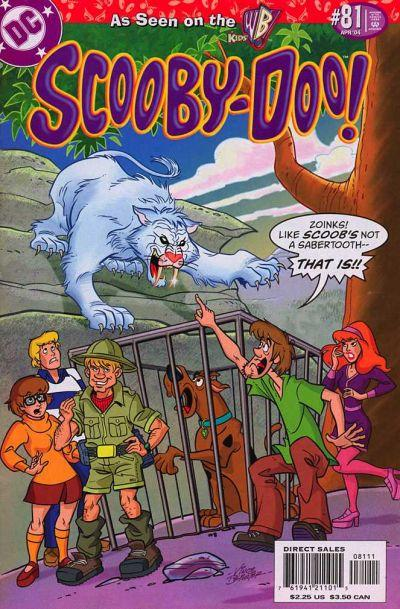 Scooby-Doo Vol 1 81
