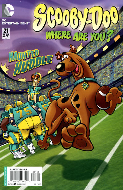 Scooby-Doo, Where Are You? Vol 1 21