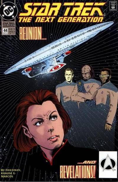 Star Trek: The Next Generation Vol 2 44