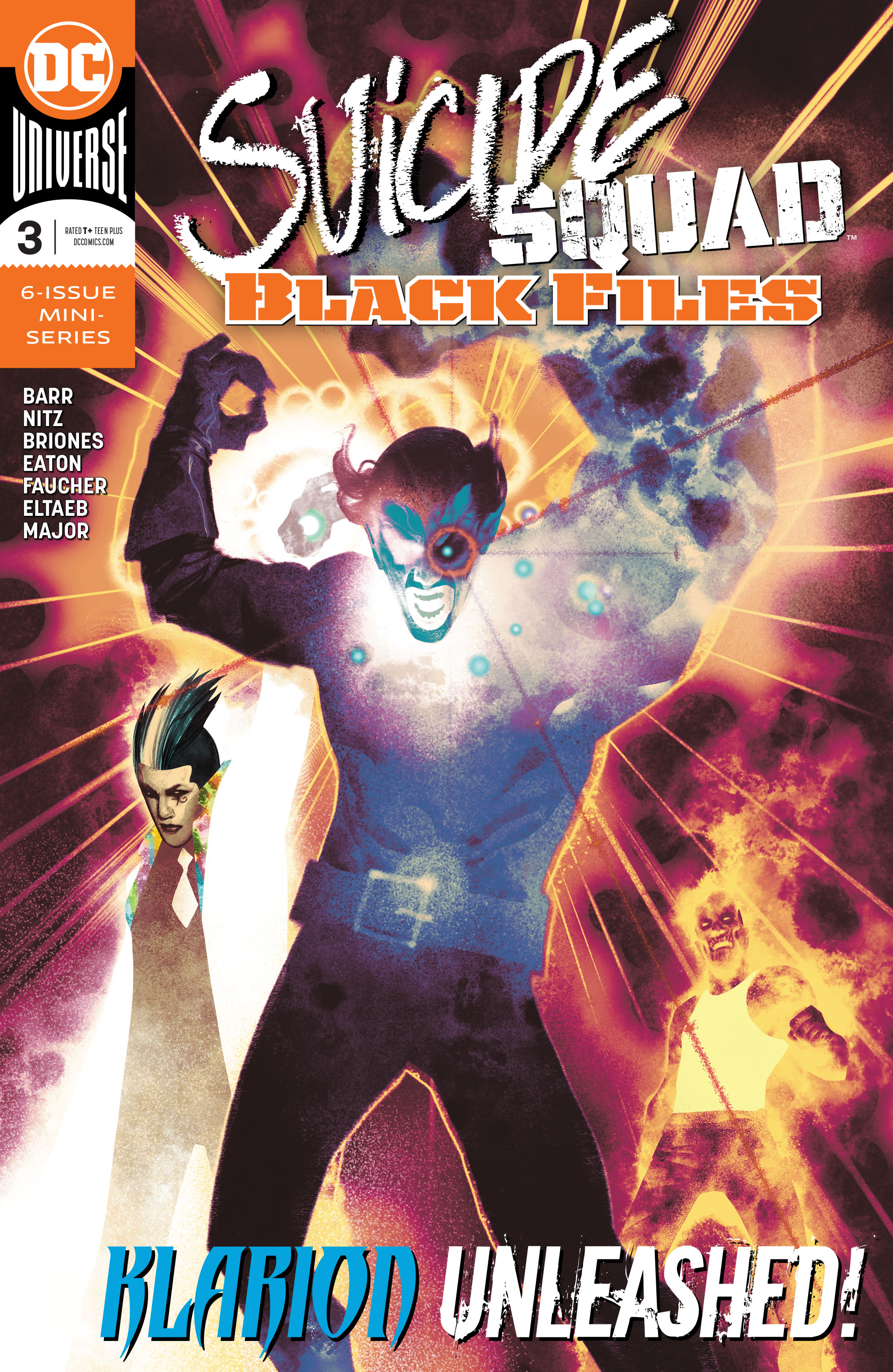 Suicide Squad: Black Files Vol 1 3
