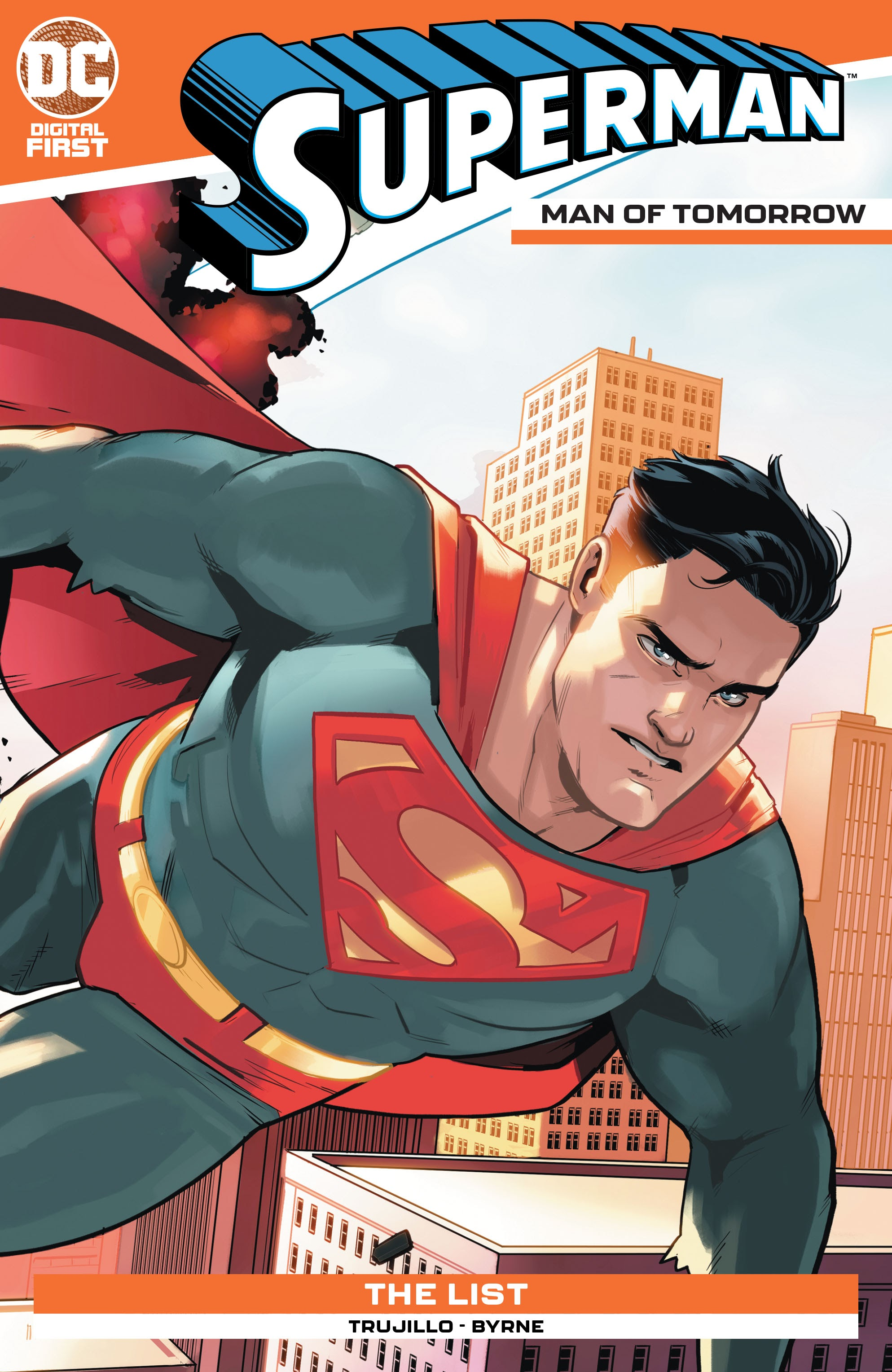 Superman: Man of Tomorrow Vol 1 20 (Digital)
