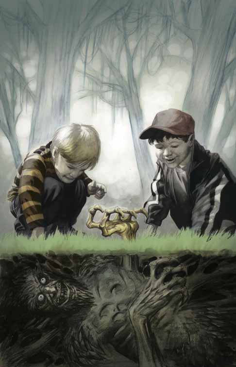 Swamp Thing Vol 4 27