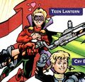 Teen Lantern Alan Scott 0001