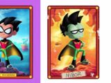 Teen Titans Go! (TV Series) Episode: Robin Backwards