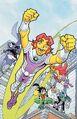 Teen Titans Go! Vol 1 46 Textless