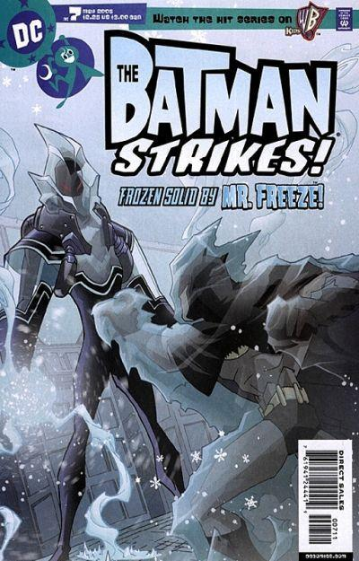 The Batman Strikes! Vol 1 7