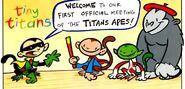 Titans Apes Tiny Titans 0001