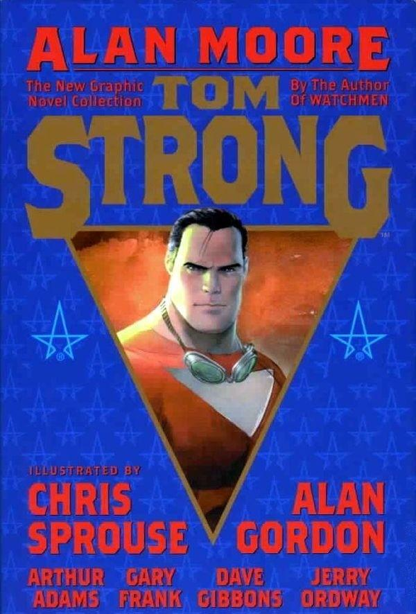Tom Strong: Book One (Collected)