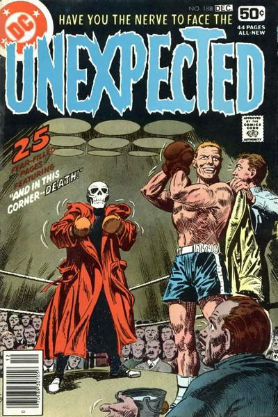 The Unexpected Vol 1 188