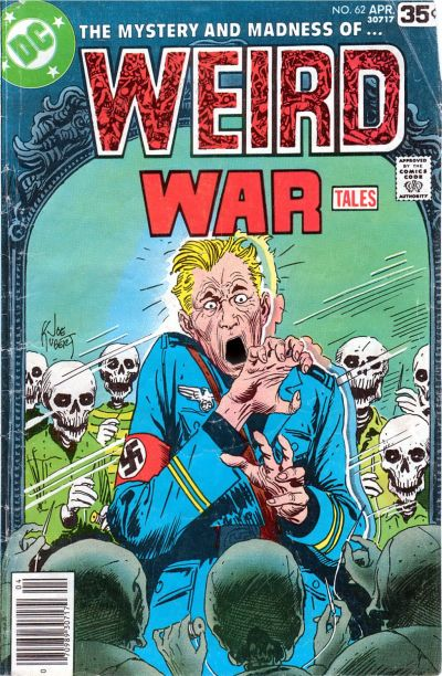 Weird War Tales Vol 1 62