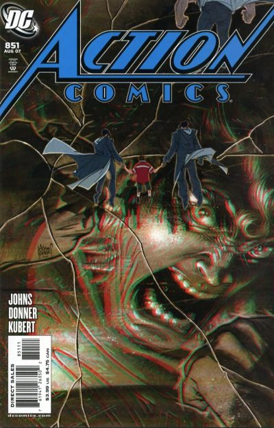 Action Comics Vol 1 851