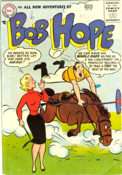 Adventures of Bob Hope Vol 1 39