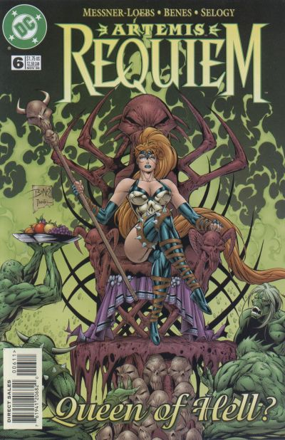 Artemis: Requiem Vol 1 6