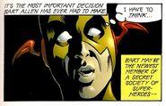 Bart Allen Secret Society of Super-Heroes 001