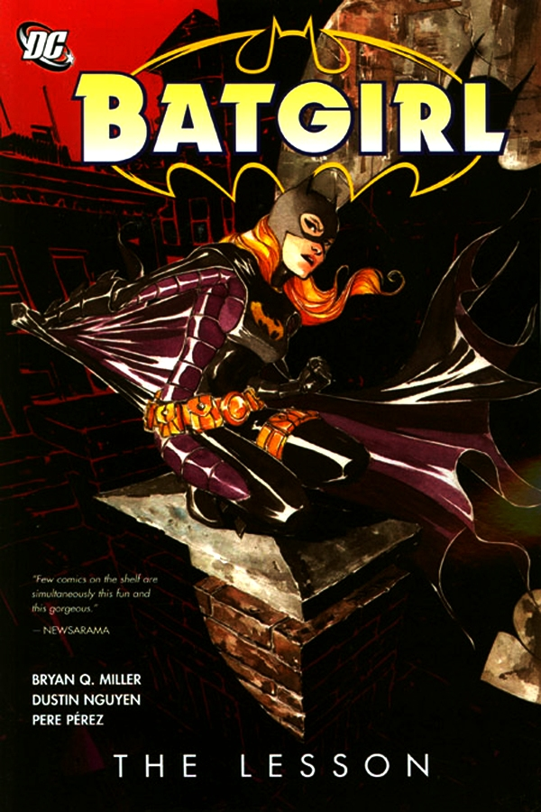 Batgirl: The Lesson