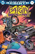 Batgirl and the Birds of Prey Vol 1 2