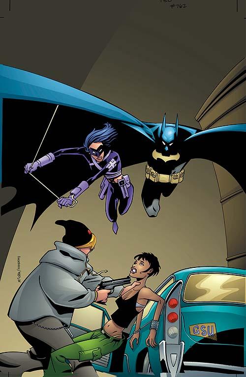 Detective Comics Vol 1 762