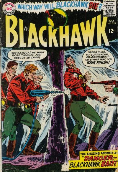 Blackhawk Vol 1 210