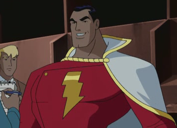 Justice League Unlimited (TV Series) Episode: Clash