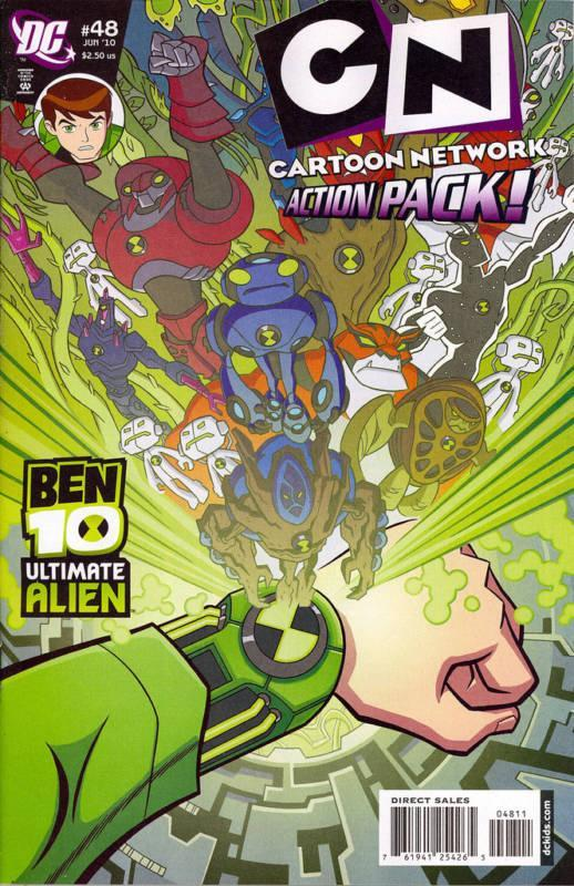 Cartoon Network Action Pack Vol 1 48