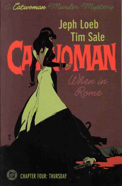 Catwoman: When in Rome Vol 1 4