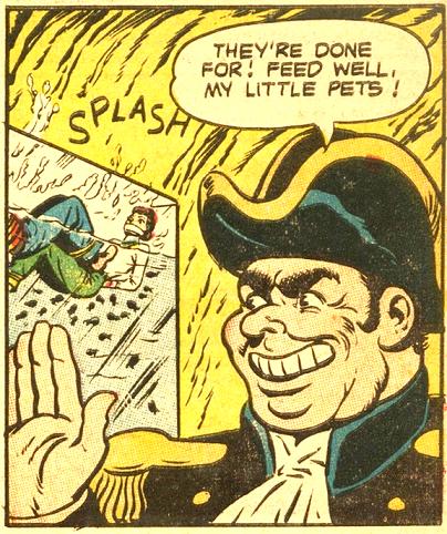 Crazy Captain (Earth-S)
