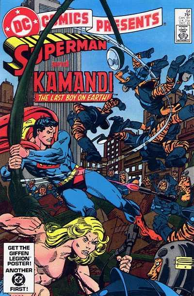 DC Comics Presents Vol 1 64