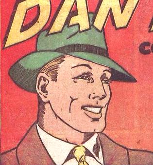 Daniel Dare (Earth-S)