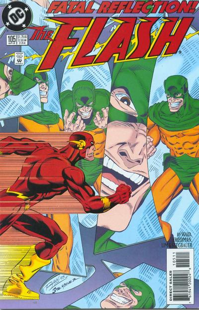 The Flash Vol 2 105