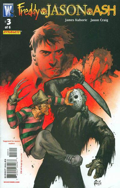 Freddy vs. Jason vs. Ash Vol 1 3