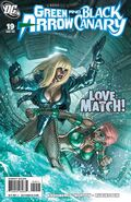 Green Arrow and Black Canary 19