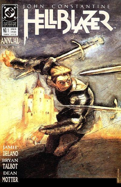 Hellblazer Annual Vol 1 1
