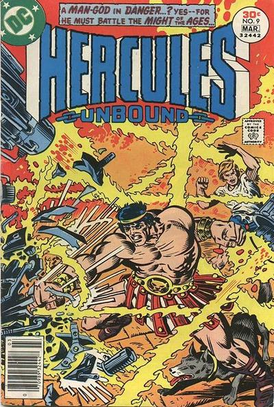 Hercules Unbound Vol 1 9