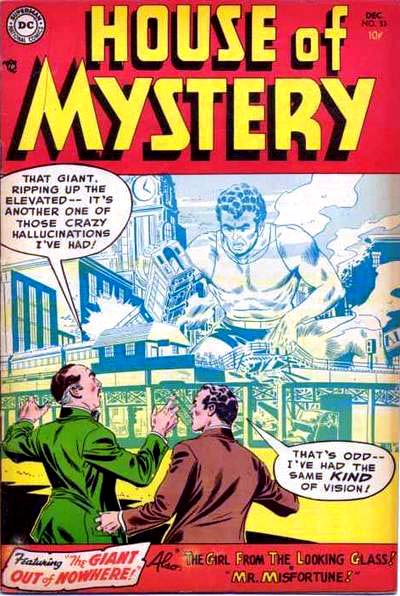 House of Mystery Vol 1 33