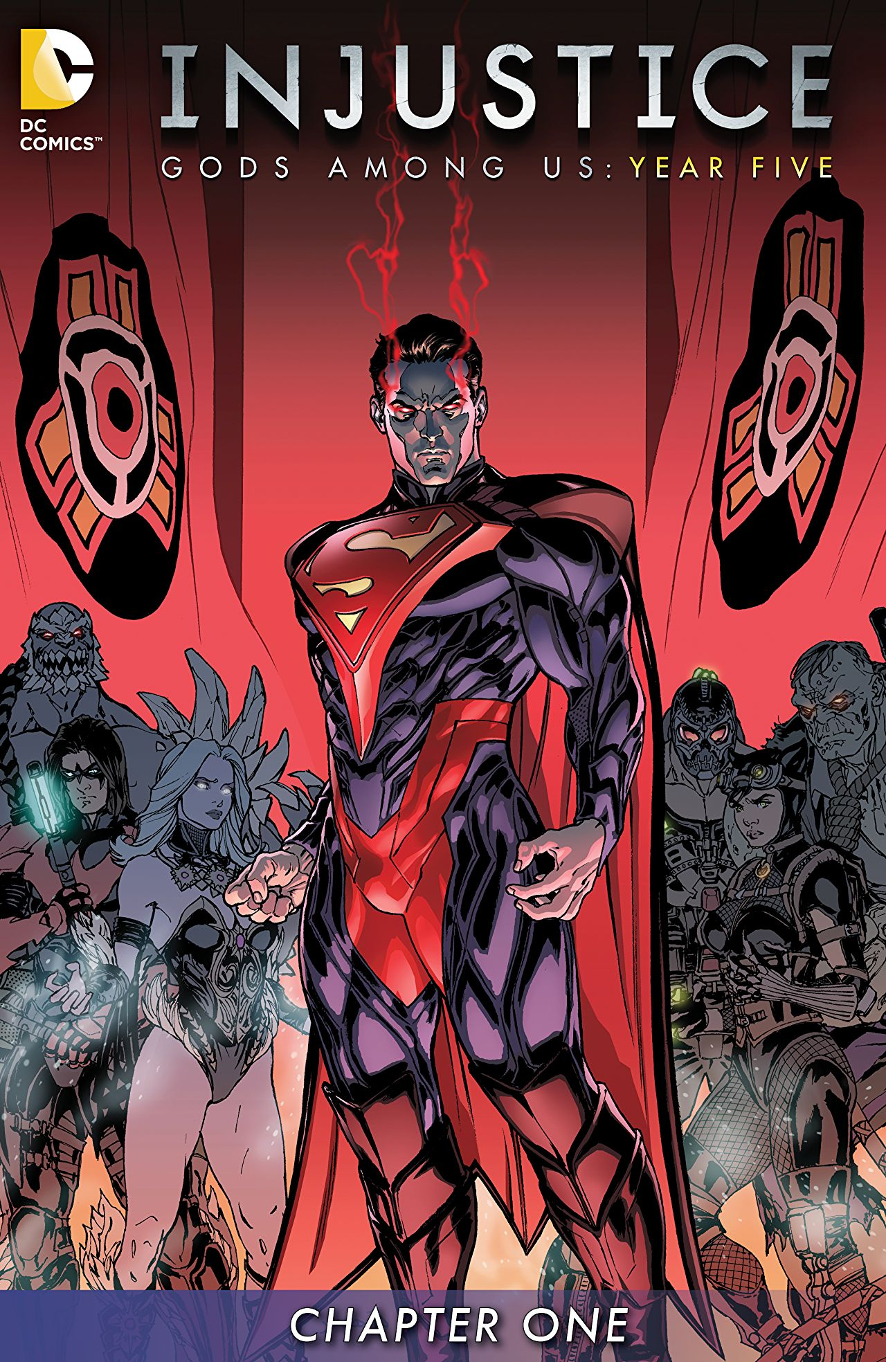 Injustice: Gods Among Us: Year Five Vol 1 1 (Digital)