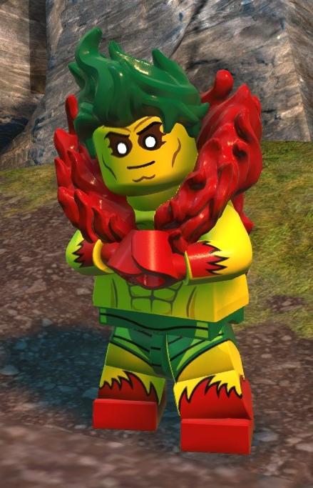 Jack Ryder (Lego Batman)