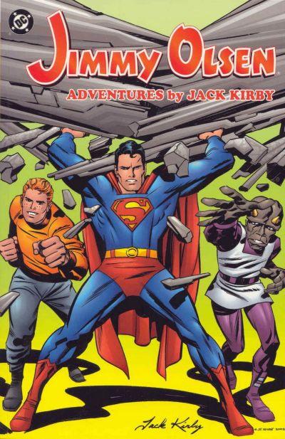 Jimmy Olsen Adventures by Jack Kirby Vol 1.jpg
