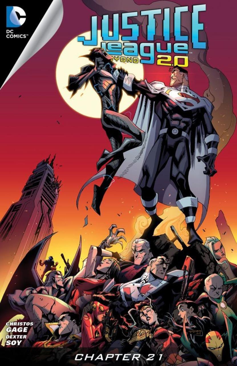 Justice League Beyond 2.0 Vol 1 21 (Digital)