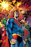 Justice League Nail 001