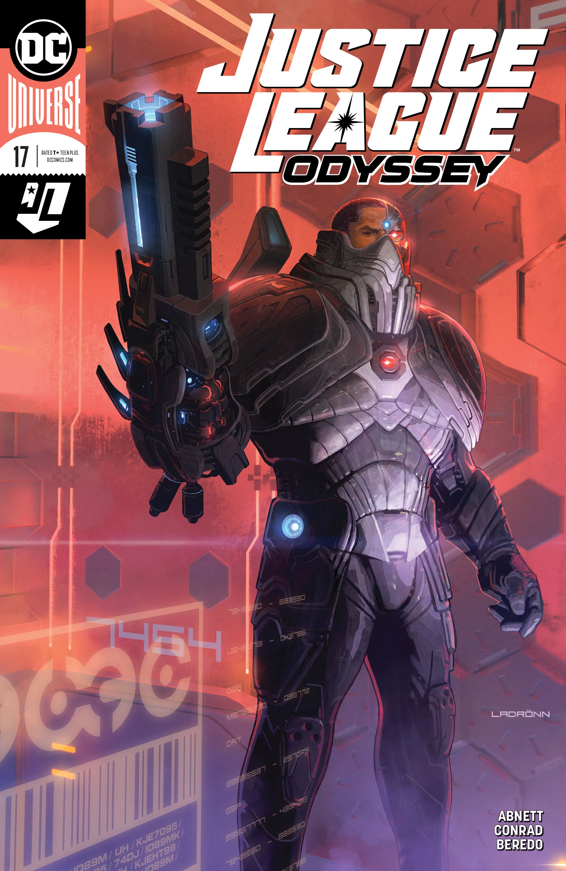 Justice League Odyssey Vol 1 17