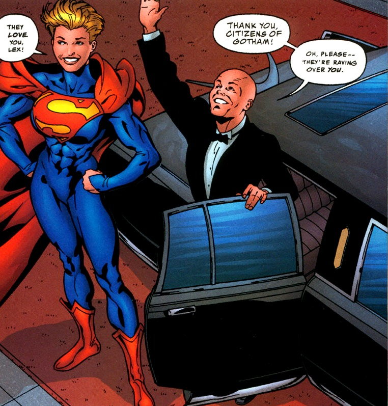 Alexander Luthor (Earth-1098)
