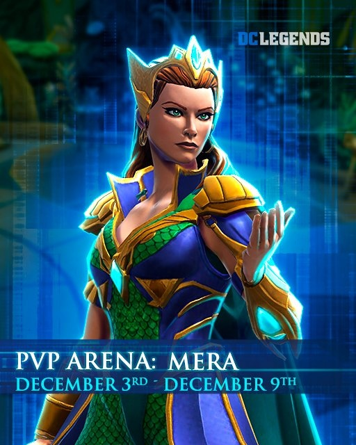 Mera (DC Legends)
