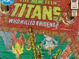 New Teen Titans Vol 1 33
