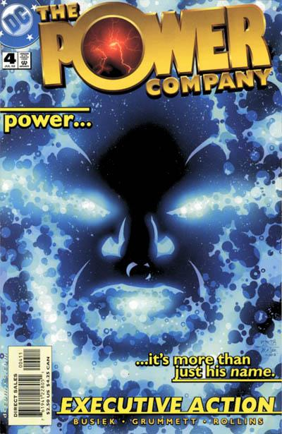 The Power Company Vol 1 4
