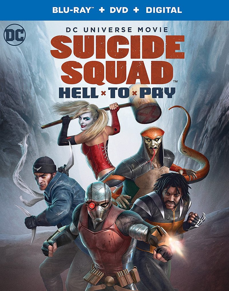 Suicide Squad: Hell to Pay (Movie)